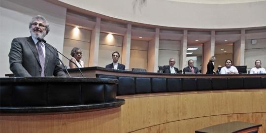 Audiência debate papel da segurança pública na superação da violência
