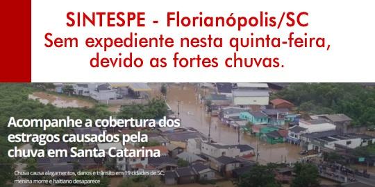 Florianópolis decreta situação de emergência; acompanhe a situação nos bairros