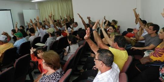 SINTESPE solicita audiência com Governo do Estado