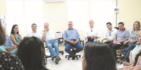 Gerência de Saúde de Canoinhas será reaberta após mobilização do SINTESPE