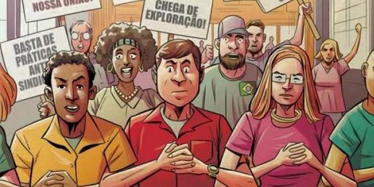Ministério Público do Trabalho promove Maio Lilás em defesa da atuação sindical