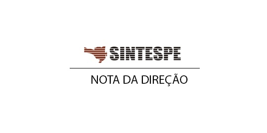 Nota aos agentes penitenciários e socioeducativos da SJC
