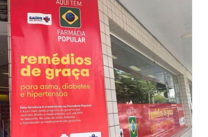 """Governo mais impopular da história ataca o """"Farmácia Popular"""""""