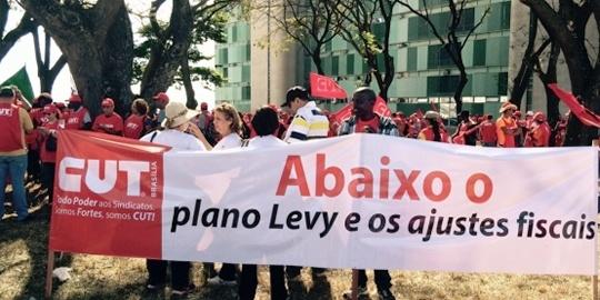 EM DEFESA DOS SERVIDORES E DO SERVIÇO PÚBLICO!