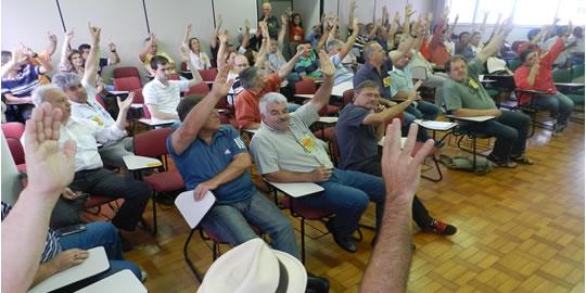 Servidores do Deinfra e Deter dão prazo para que Governo atenda reivindicações