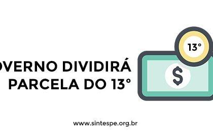 É oficial: Governo de SC antecipará apenas 25% do 13º salário