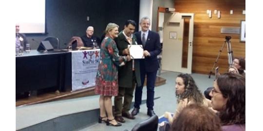 SINTESPE recebe homenagem do SinPsi-SC na ALESC