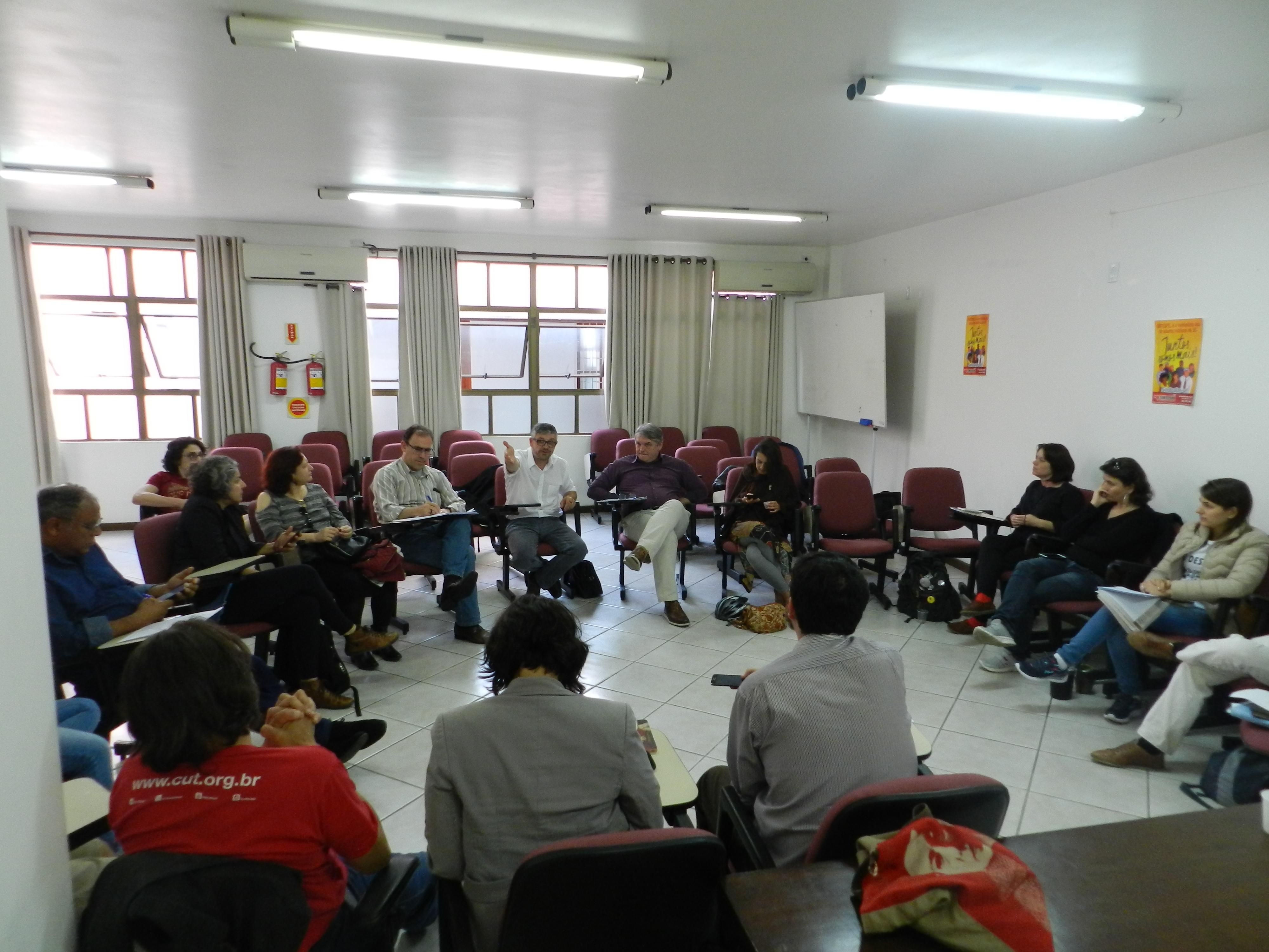 Frente pela Democratização da Comunicação inicia planejamento de ações