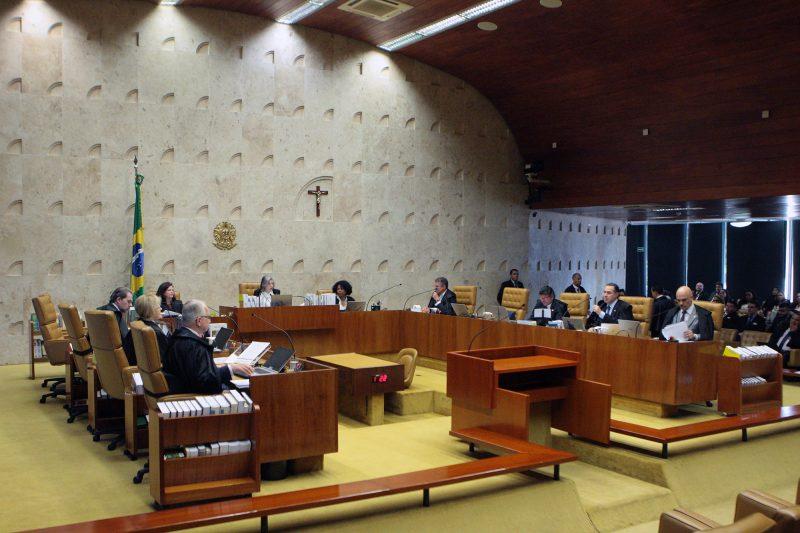 STF aprova proposta orçamentária que prevê reajuste salarial de 16,38% em 2019