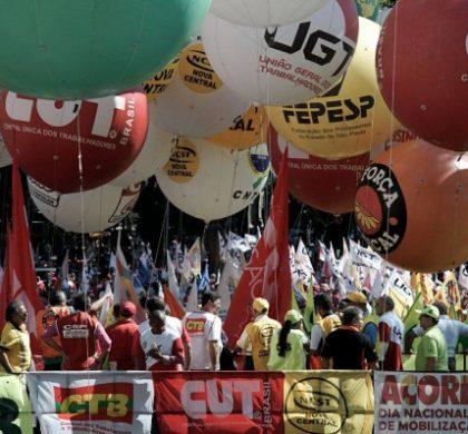 Centrais sindicais unificadas repudiam ataque de Mourão ao 13º salário