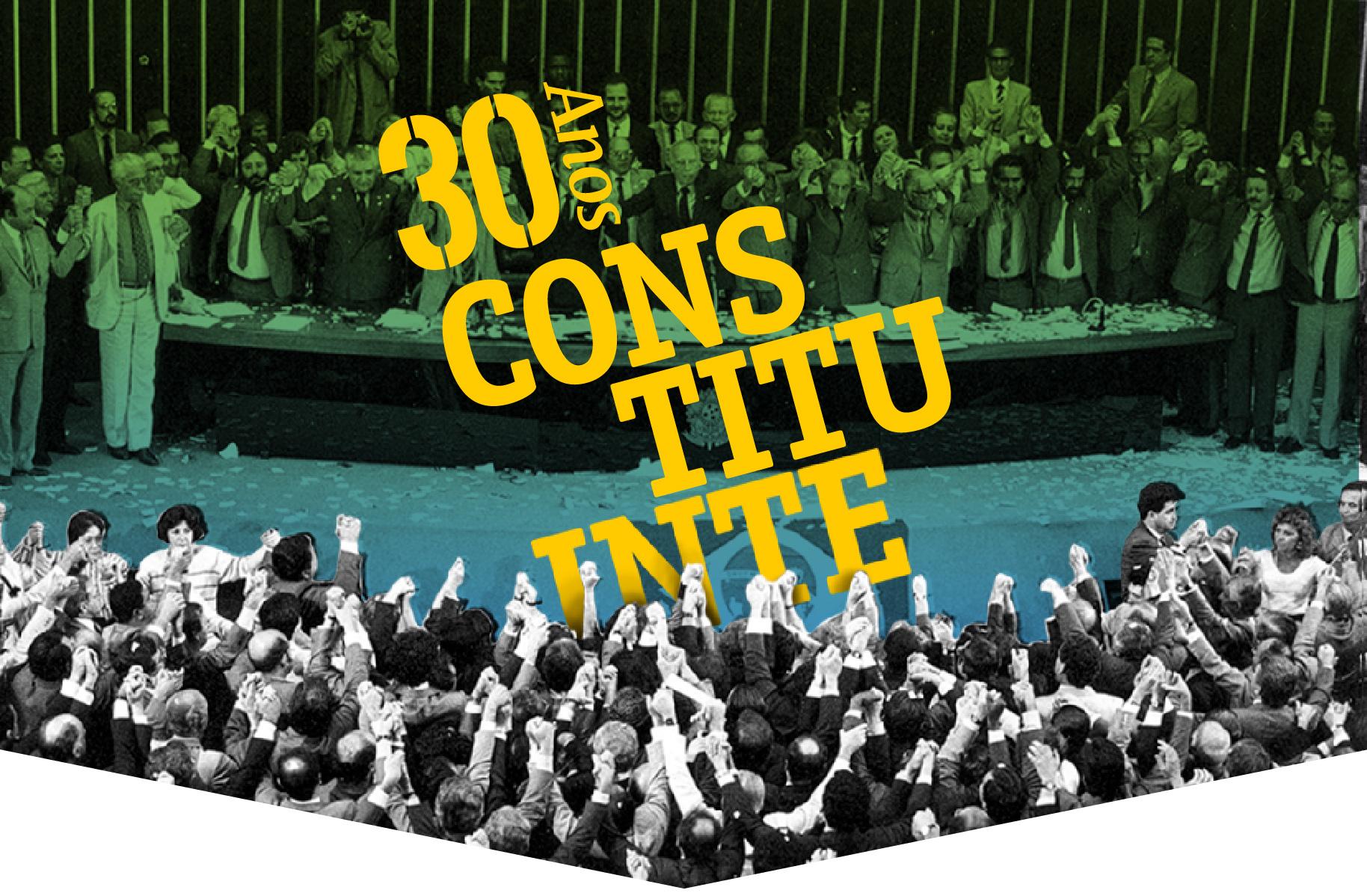 5 de outubro: 30 anos da Constituinte