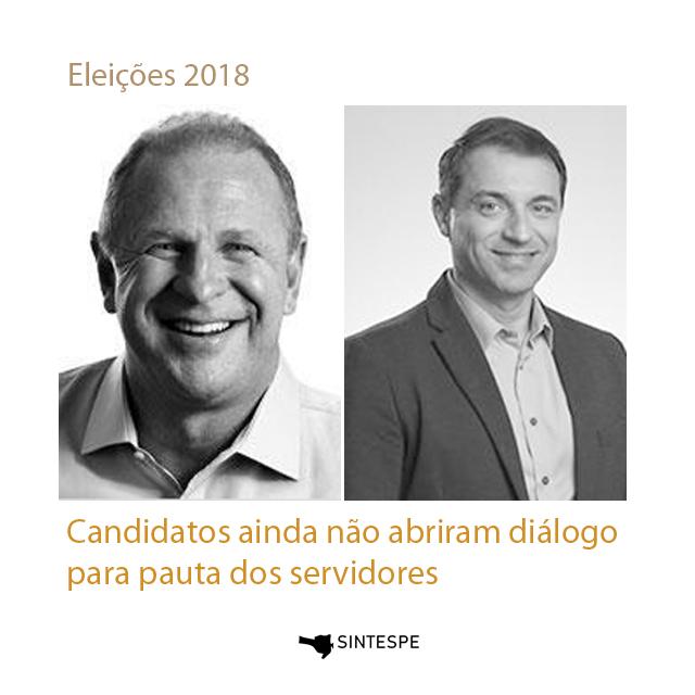 Eleições: candidatos no 2º turno ainda não abriram diálogo para pauta dos servidores