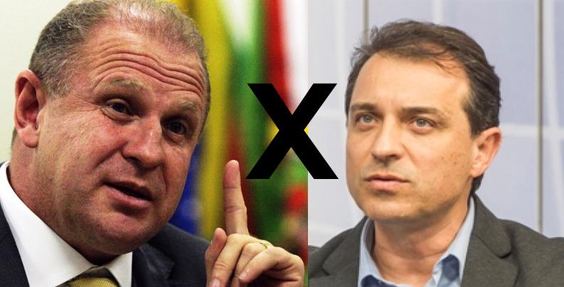 PSD e PSL disputam o Governo de Santa Catarina no segundo turno
