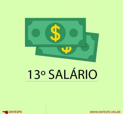 Governo anuncia pagamento do 13º salário para 17 de dezembro