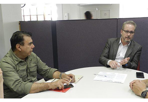 CEDUPs e liberação de ponto são temas de reunião entre SINTESPE e CONER