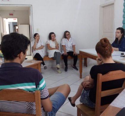 Reunião no São Gabriel