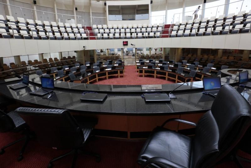 ALESC: formação da 19ª Legislatura