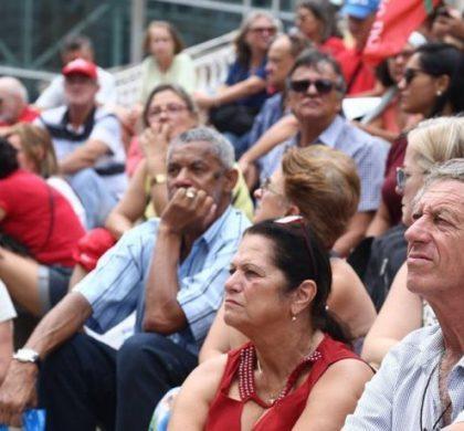 Aula pública explica aos trabalhadores os ataques previstos à aposentadoria