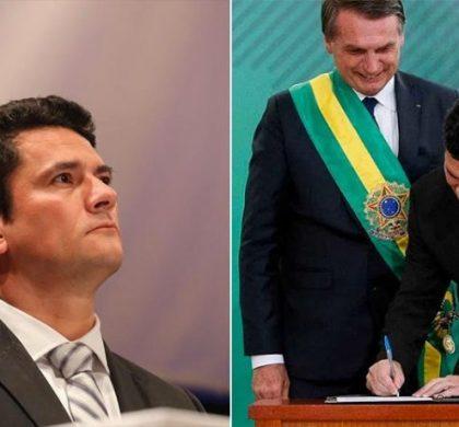 Cronologia de fatos que explicam os atos do ex-juiz Sergio Moro