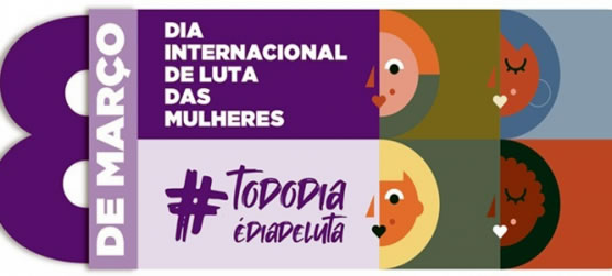 No Dia Internacional da Mulher a luta será contra a reforma da Previdência