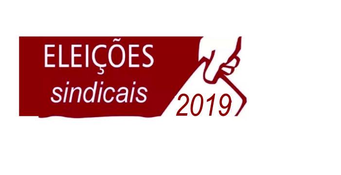 EDITAL DE CONVOCAÇÃO ELEIÇÕES SINDICAIS TRIÊNIO 2019/2022