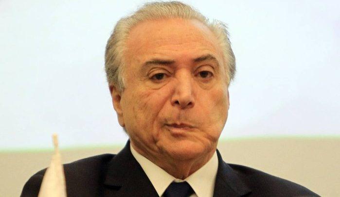 Michel Temer (MDB) é preso três meses após deixar o poder
