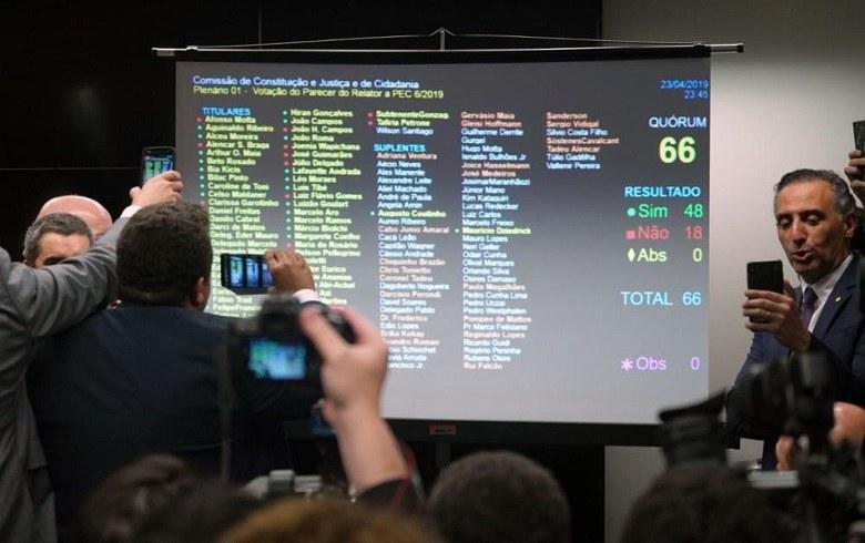 CCJ: saiba como votaram os deputados catarinenses na Reforma da Previdência