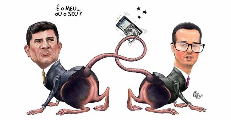 "Vaza Jato e a ""farsa de Araraquara"""