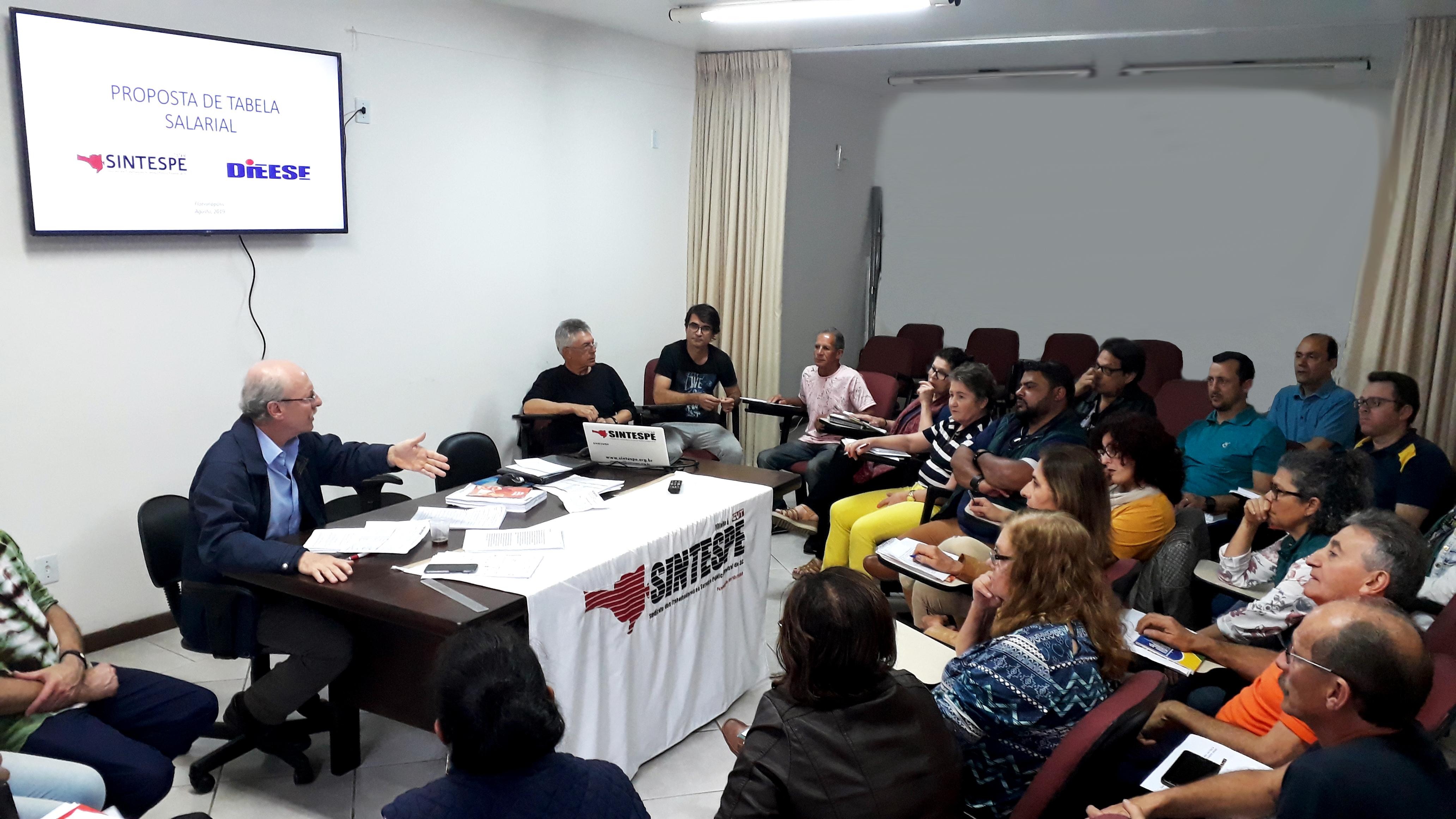 Reunião do Conselho de Representantes