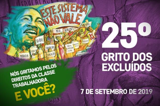 25º GRITO DOS EXCLUÍDOS