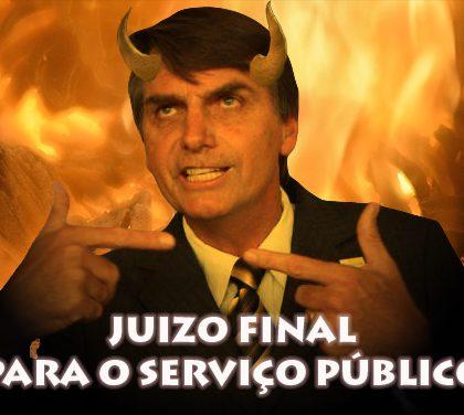 Apocalipse estatal: Reforma Administrativa de Bolsonaro pretende aniquilar o funcionalismo público