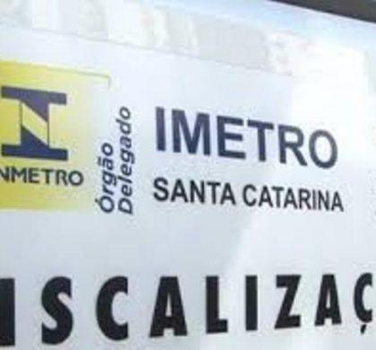 Desrespeito e irregularidades no IMETRO/SC