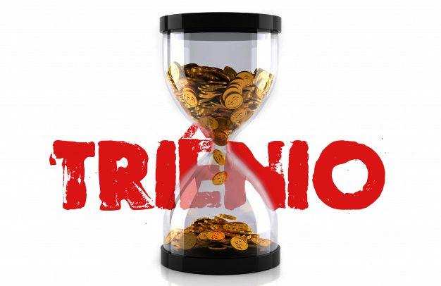 Pelo Triênio sobre as gratificações