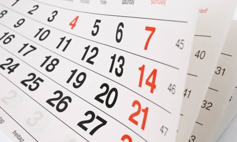 Confira os feriados e pontos facultativos para 2020