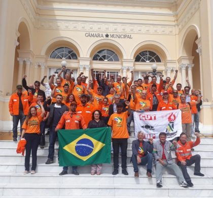 """Petroquímicos e petroleiros rebatem ofensas do prefeito de Curitiba: """"Tem nojo de pobre e de trabalhador"""""""