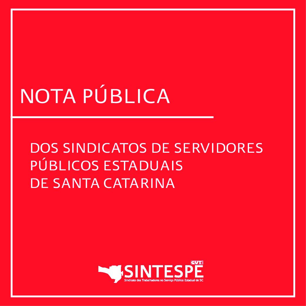 Nota conjunta de repúdio às declarações do ministro Paulo Guedes