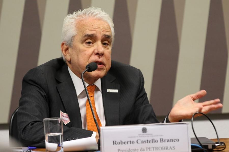 Castello Branco quer triplicar bônus de diretores em plena crise do coronavírus e queda do petróleo