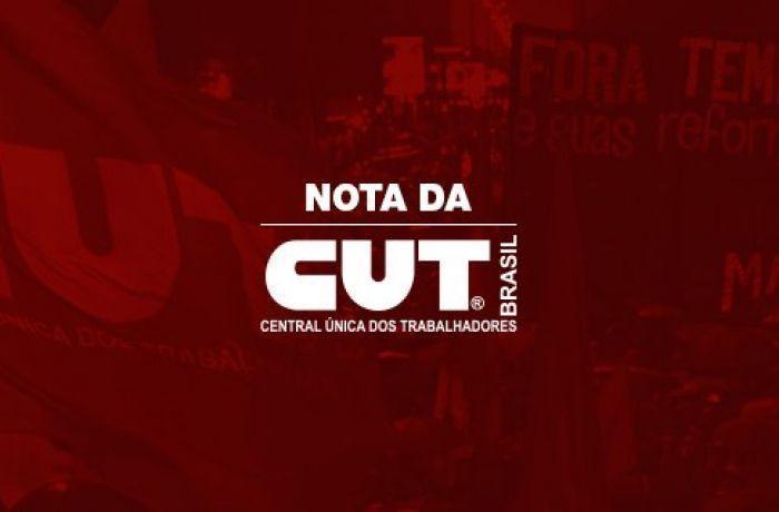 CUT repudia ataque do Senado aos salários dos servidores públicos de todo país
