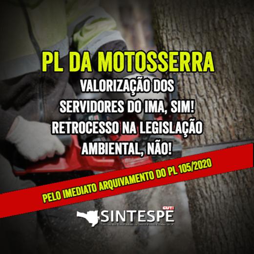 PL da Motosserra: Retrocesso ambiental na ALESC