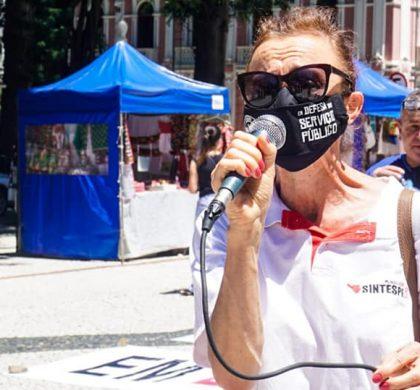SINTESPE na luta contra a Reforma Administrativa