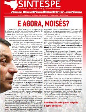 Jornal SINTESPE – Edição Dezembro 2020