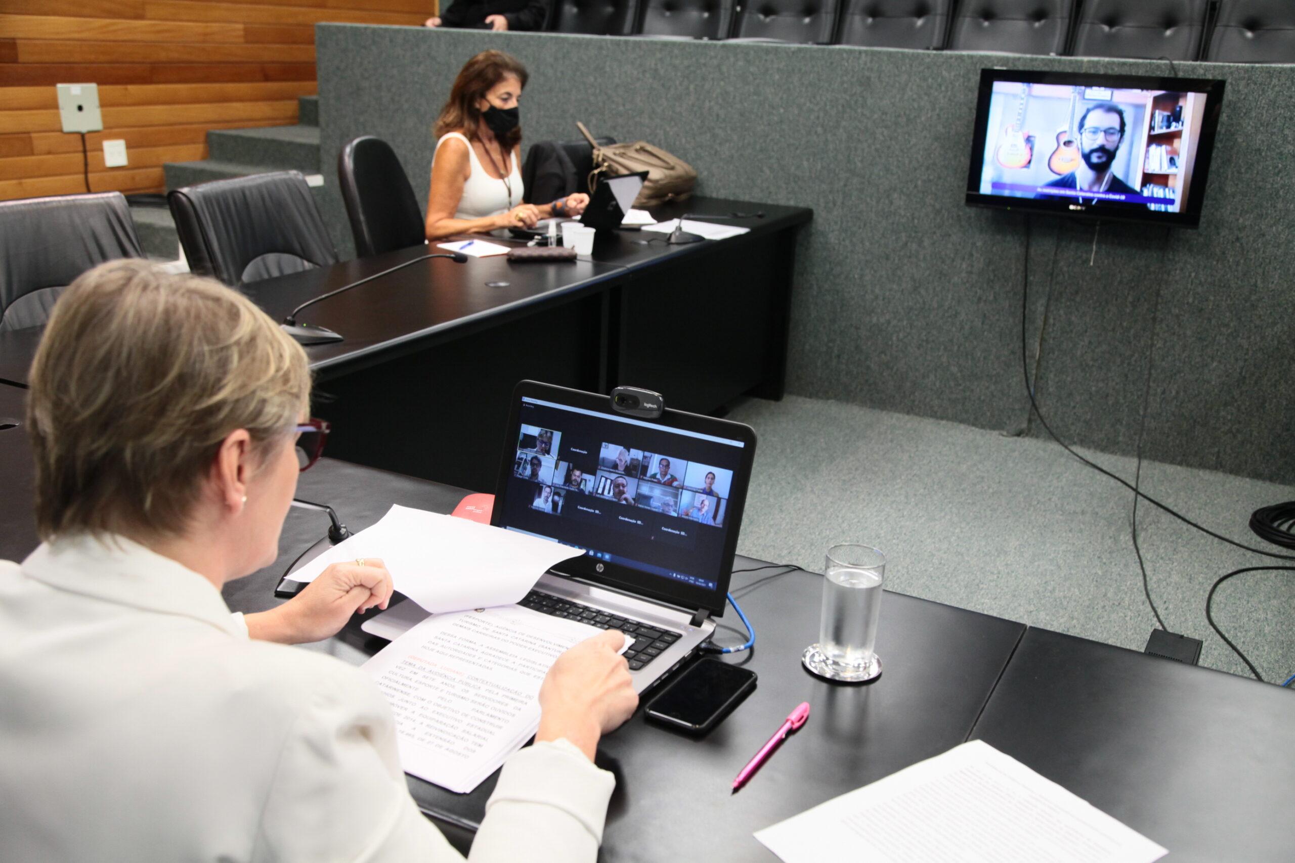 FCC, Fesporte e Santur pedem equiparação com demais setores do Executivo