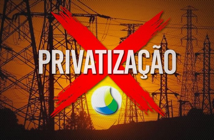 Privatização da Eletrobras é prejuízo a ser pago pelo povo brasileiro