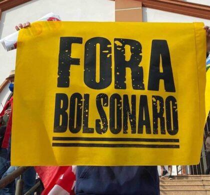 Confira como foi o #3J Fora Bolsonaro em SC