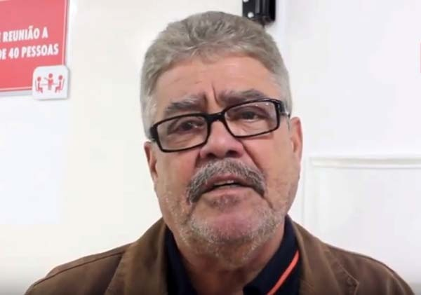 """EDUARDO GUTERRA """"Temos de impedir a privatização dos portos públicos brasileiros"""""""