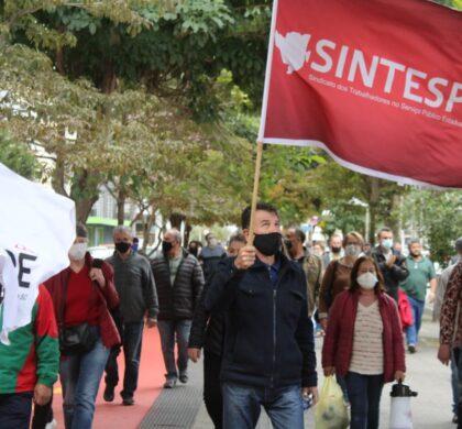 Participe das assembleias que irão eleger representantes para o congresso do Sintespe